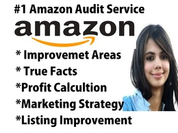Audit your Amazon Seller Central Account