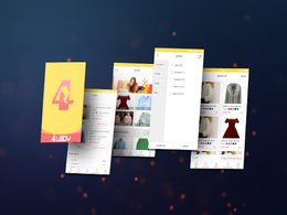 Develop a shopping app ios with swift for you