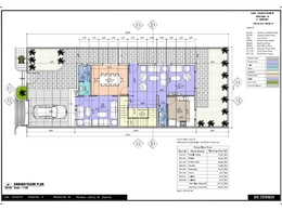 Designs your Architecturul floor plan in autocad in a day