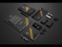 Design creative branding stationary design for your business