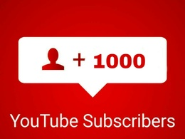 Give You 1000 YouTube Subscribe Your Channel