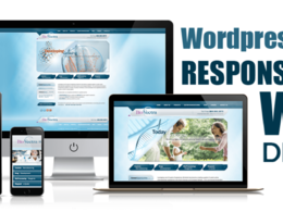 WordPress Website ideal for small business or personal use.