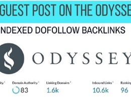 Guest Post on Theodysseyonline DA 83 with Dofollow Backlink