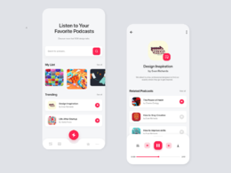 Design user interface for Android and iOS app