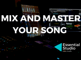 I will professionally mix and master your song