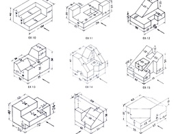 Make 2d 3d and isometric models design using autocad in a day.