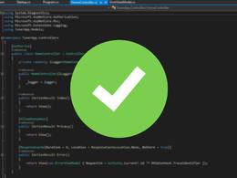 Code in c++, .net, java, python