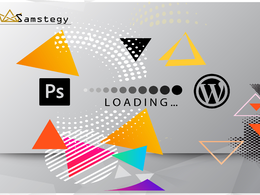 Convert PSD to Fully Functional WordPress landing page/homepage