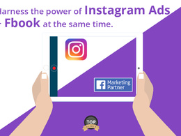 - Setup Agency Level Facebook Ads and Instagram Ads Campaign