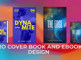 DESIGN 5 ebook or book COVERS