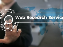 Web Research for 200 Companies