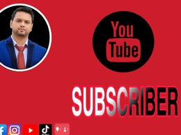 Guarantee 1000 Youtube subscribers to your channel