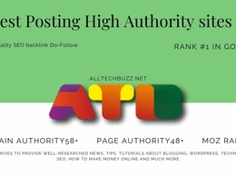 Publish a guest post with Do-follow link on alltechbuzz.net DA58
