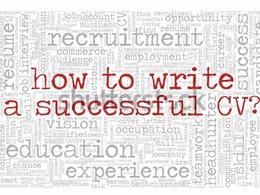 Help you write your CV/LinkedIn profile