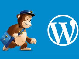 Setup Mailchimp on wordpress website