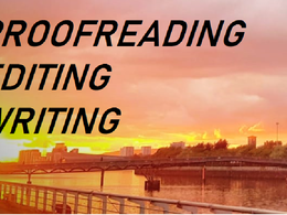 Proofread up to 2000 words