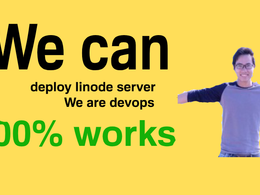 Fix any issue of linode vps in 24 hours