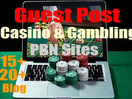 120 Casino Blog post- Casino Gambling Poker Betting sport Judi