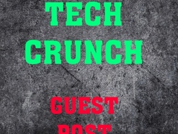 Guest post on TECH CRUNCH ! TECH CRUNCH
