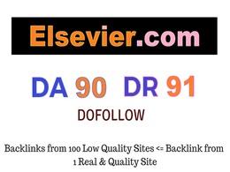 Guest Post on Elsevier.com DA 90 DR 91