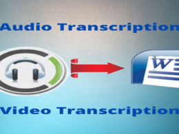 Professionally Transcribe 20 minutes of audio / video