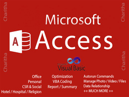 Develop any database program for you in Microsoft Access