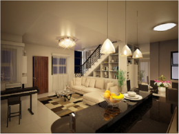 Do photorealistic renders for your interiors