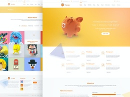 Create & design responsive wordpress wesite
