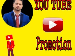 Do professional Youtube channel promotion