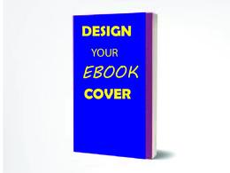 Design a professional ebook cover
