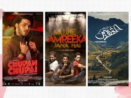 Design eye-catching poster for your film