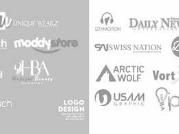 Design a Professional and outstanding Logo