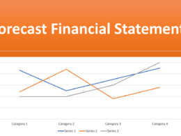 Produce a full set of 5yr Business Forecast Financial Statements