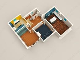 Convert your 2d floorplan to 3d floorplan
