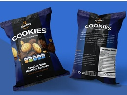 Design your product range packaging and/or branding/labeling