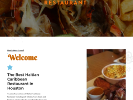 Build a restaurant website with online ordering