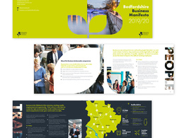 Design you a creative 4 page brochure