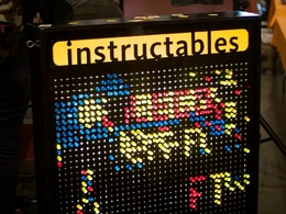 Write & publish a guest post on Instructables