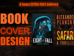 Do kindle cover or ebook cover design to increase your downloads