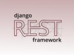 Build Web APi with Djano Rest Framework