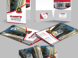 Design eyes catching brochure  and flyer