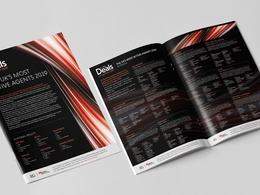 Design/redesign you a brochure