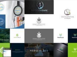 Do medical and healthcare logo design