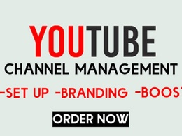 Manage and grow your youtube channel
