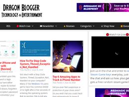 Publish a Guest Post on dragonblogger/dragonblogger.com