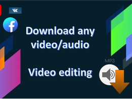 Download any video from any site fast delivery