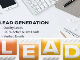Targeted B2B lead generation service