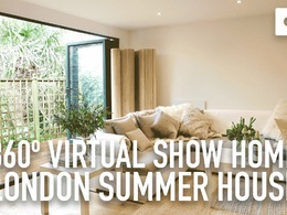 Create a stunning, professional HD property tour (3 for 1)