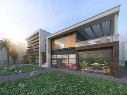 Create High Quality Exterior Rendering of your project