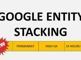 POWERFUL Links From Google Entity Stacking Contextual